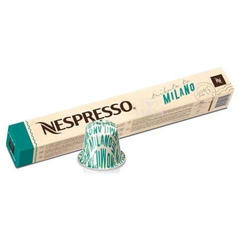 NESPRESSO Tribute to Milano